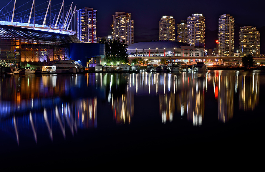 Vancouver Night Style #2 | ZEISS PLANAR F1.4 50MM <br> Click image for more details, Click <b>X</b> on top right of image to close