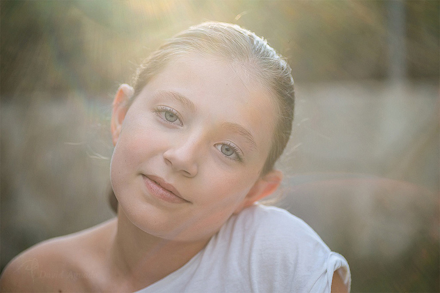 Portrait with flare | LENS MODEL NOT SET <br> Click image for more details, Click <b>X</b> on top right of image to close