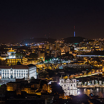 Nocturna de Oporto -Portugal- | ZEISS SONNAR 55MM F1.8 FE ZA <br> Click image for more details, Click <b>X</b> on top right of image to close