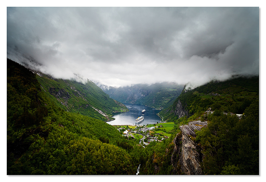 Geiranger | ZEISS DISTAGON F2.8 21MM <br> Click image for more details, Click <b>X</b> on top right of image to close