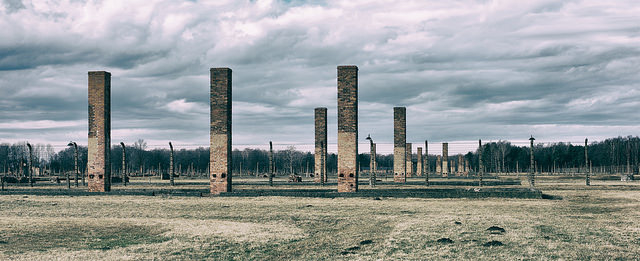 Oswiecim. Where monsters were born. | ZEISS OTUS DISTAGON 55MM F1.4 <br> Click image for more details, Click <b>X</b> on top right of image to close