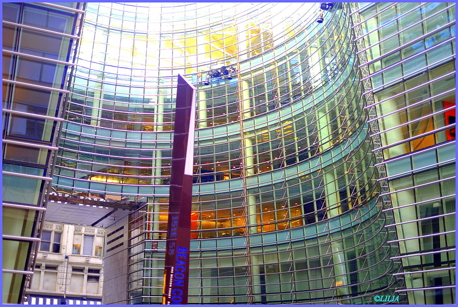 Bloomberg Building | LENS MODEL NOT SET <br> Click image for more details, Click <b>X</b> on top right of image to close