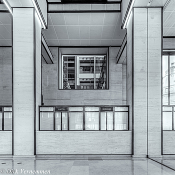 Brussel - Flemish Parliament | ZEISS DISTAGON F2.8 15MM <br> Click image for more details, Click <b>X</b> on top right of image to close
