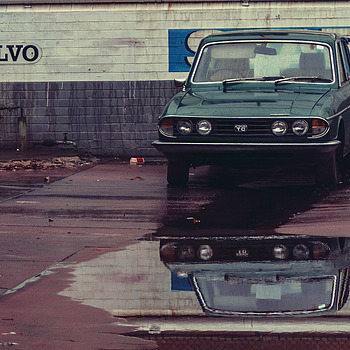 Volvo 2500TC | ZEISS DISTAGON F1.4 35MM <br> Click image for more details, Click <b>X</b> on top right of image to close