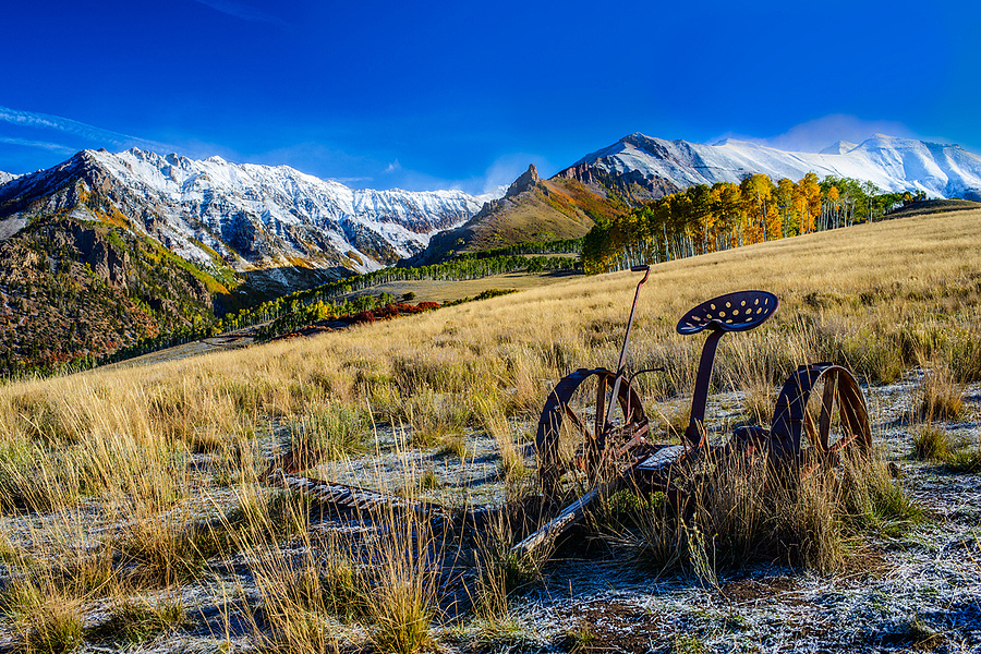 Fall in Colorado | ZEISS DISTAGON F1.4 35MM <br> Click image for more details, Click <b>X</b> on top right of image to close