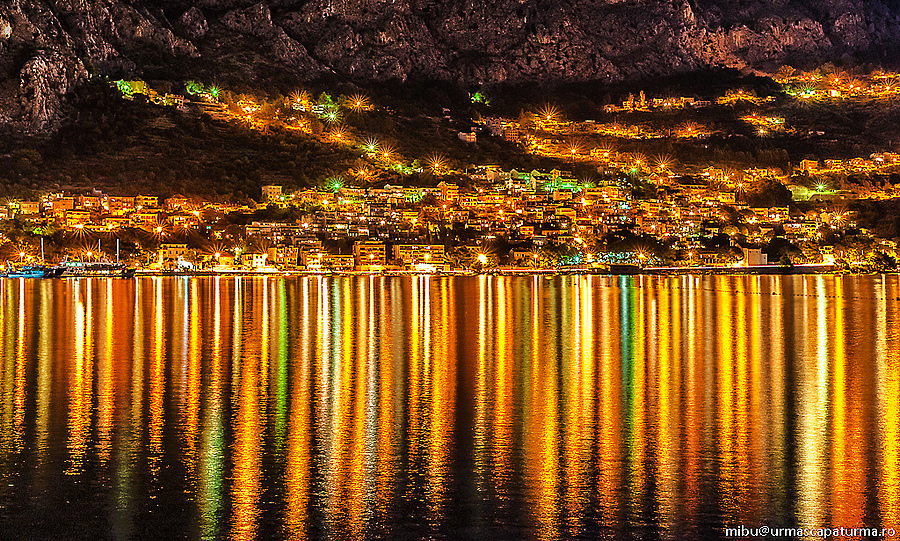 Omis, Croatia - the old city lights | ZEISS PLANAR F1.4 50MM <br> Click image for more details, Click <b>X</b> on top right of image to close
