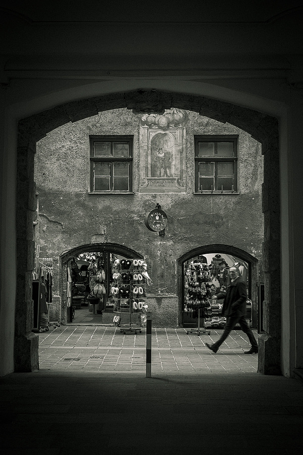 old Innsbruck | ZEISS PLANAR F1.4 50MM <br> Click image for more details, Click <b>X</b> on top right of image to close