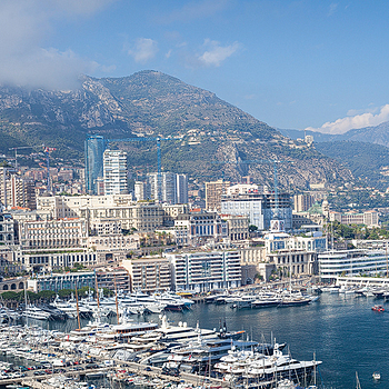 Monte Carlo panorama | ZEISS PLANAR F1.4 50MM <br> Click image for more details, Click <b>X</b> on top right of image to close