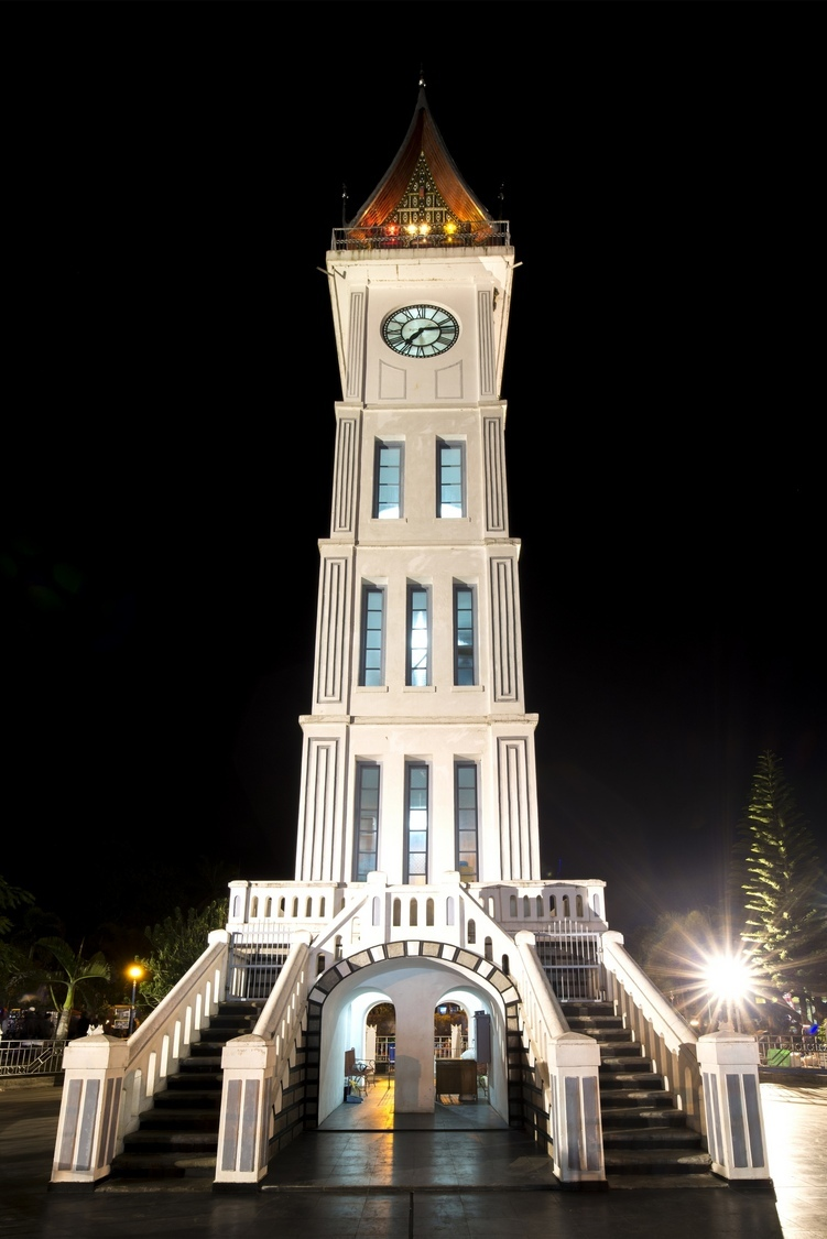 """Jam Gadang"", Bukittinggi, West Sumatera, Indonesia 