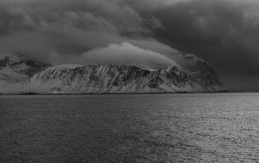 Snow shower on N side of Lofoten | ZEISS MAKRO PLANAR F2.0 100MM <br> Click image for more details, Click <b>X</b> on top right of image to close