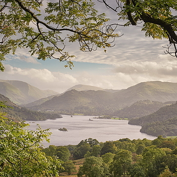 Misty Ullswater Framed | LENS MODEL NOT SET <br> Click image for more details, Click <b>X</b> on top right of image to close