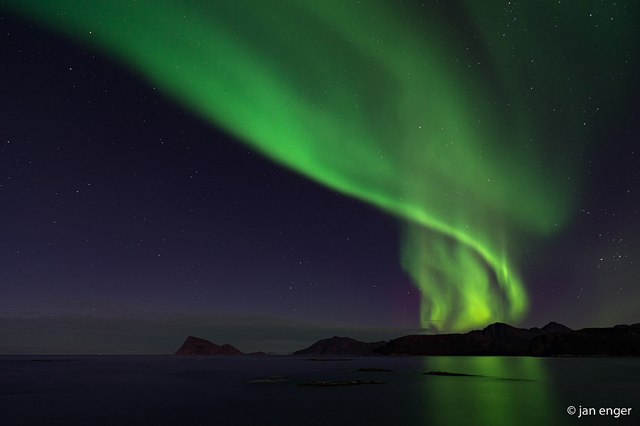 Northern Lights 1 | ZEISS DISTAGON F3.5 18MM <br> Click image for more details, Click <b>X</b> on top right of image to close