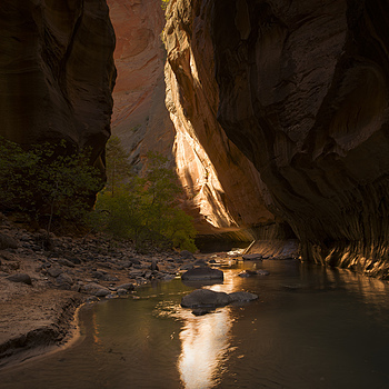 Bend in the Narrows | ZEISS DISTAGON F2.8 21MM <br> Click image for more details, Click <b>X</b> on top right of image to close