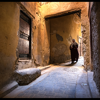 The Medina of Fez | ZEISS TOUIT F2.8 12MM <br> Click image for more details, Click <b>X</b> on top right of image to close