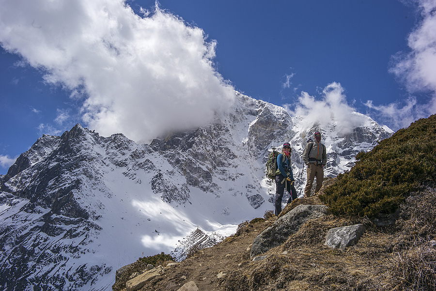 Climbing Himalayas | ZEISS ZM TELE-TESSAR F4 85MM <br> Click image for more details, Click <b>X</b> on top right of image to close