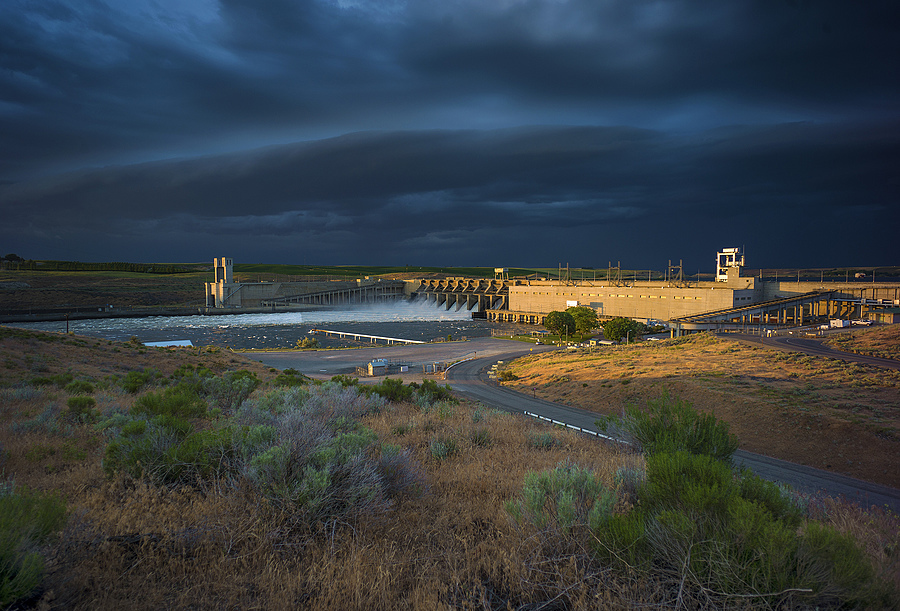 Ice Harbor Lock and Dam | ZEISS G BIOGON 21MM F2.8 <br> Click image for more details, Click <b>X</b> on top right of image to close
