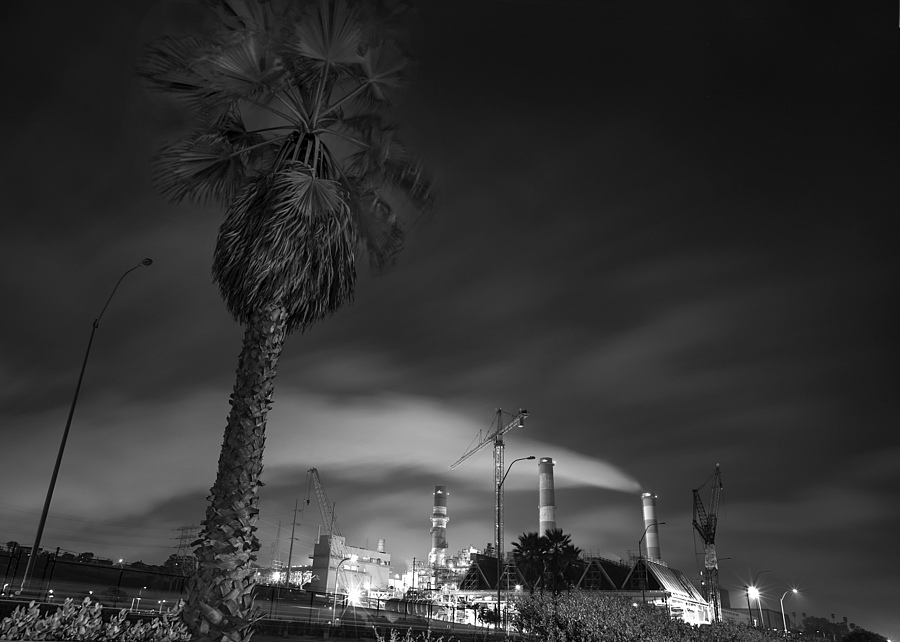 El Segundo power plant | ZEISS G BIOGON 21MM F2.8 <br> Click image for more details, Click <b>X</b> on top right of image to close