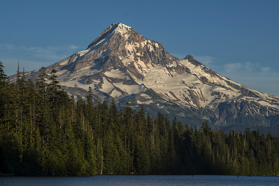 Mt. Hood | ZEISS APO SONNAR F2 135MM <br> Click image for more details, Click <b>X</b> on top right of image to close