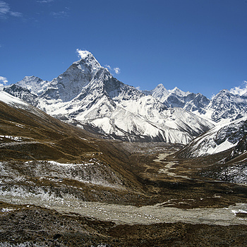 Top of Khumbu Valley Nepal | ZEISS G BIOGON 28MM F2.8 <br> Click image for more details, Click <b>X</b> on top right of image to close