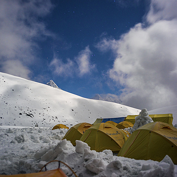Lebouche Base Camp Nepal | ZEISS G BIOGON 21MM F2.8 <br> Click image for more details, Click <b>X</b> on top right of image to close