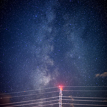 Milkyway and transmission lines