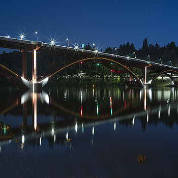 New Sellwood Bridge | ZEISS G BIOGON 28MM F2.8 <br> Click image for more details, Click <b>X</b> on top right of image to close