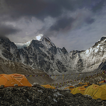 Everest Base Camp | ZEISS DISTAGON F2.8 21MM <br> Click image for more details, Click <b>X</b> on top right of image to close