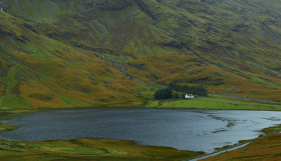 Glen Coe house | LENS MODEL NOT SET <br> Click image for more details, Click <b>X</b> on top right of image to close
