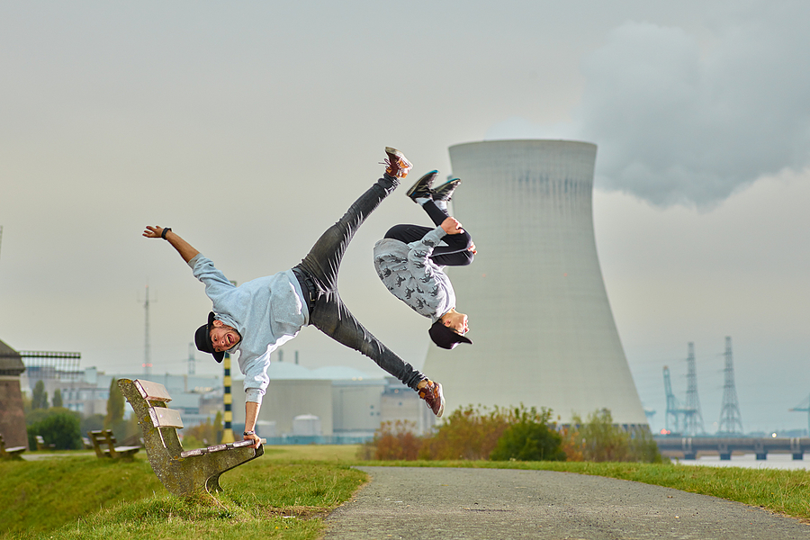 Doel nuclear power plant with Onur and Ravi | LENS MODEL NOT SET <br> Click image for more details, Click <b>X</b> on top right of image to close