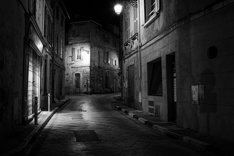 Arles - Nightscape | ZEISS DISTAGON F2.0 35MM <br> Click image for more details, Click <b>X</b> on top right of image to close