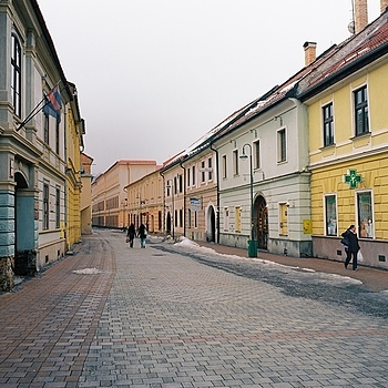 Contax G2 Street photos from Slovakia | ZEISS G BIOGON 28MM F2.8