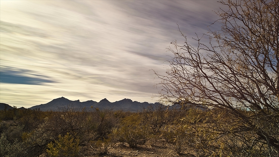 Chisos Mountains and Chiwawa Desert | ZEISS DISTAGON F2.8 21MM <br> Click image for more details, Click <b>X</b> on top right of image to close