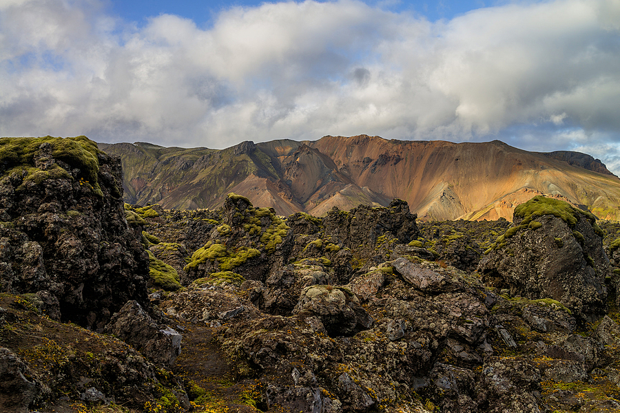 Landmannalaugar | ZEISS ZEISS SONNAR 35MM F2 <br> Click image for more details, Click <b>X</b> on top right of image to close