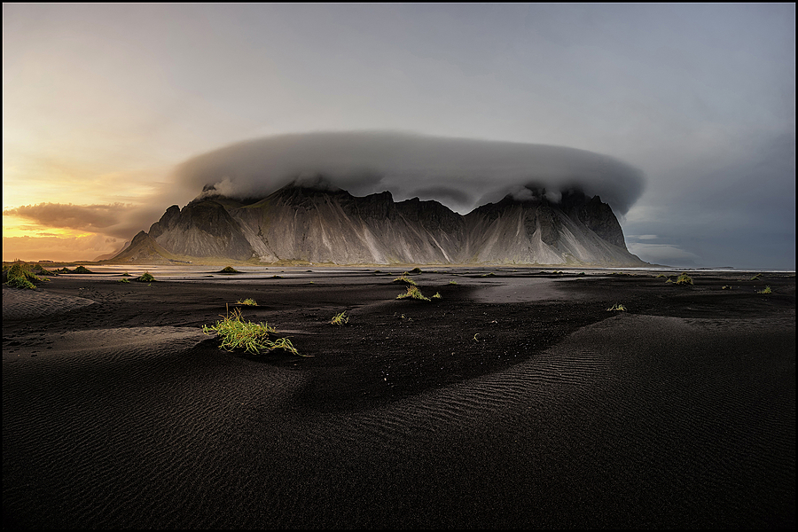 Stokksnes and Vestrahorn | LENS MODEL NOT SET <br> Click image for more details, Click <b>X</b> on top right of image to close