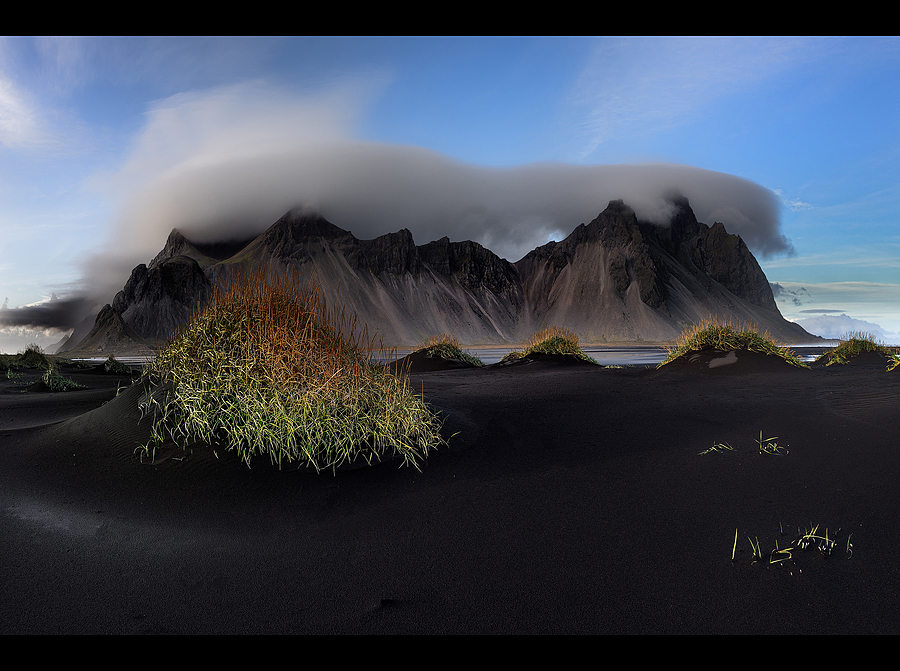 Vestrahorn in Iceland | LENS MODEL NOT SET <br> Click image for more details, Click <b>X</b> on top right of image to close