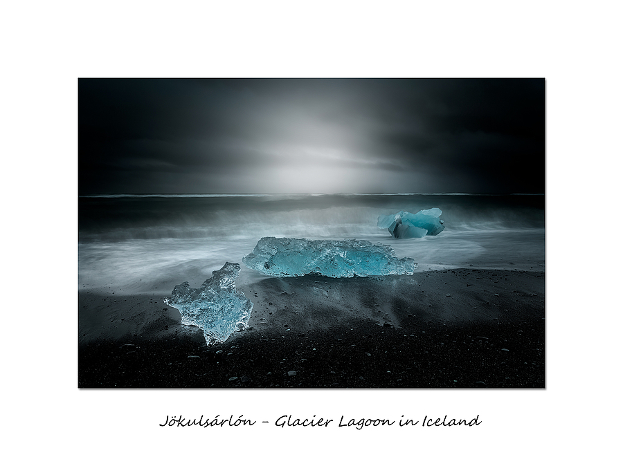 Jökulsárlón - Glacier Lagoon in Iceland | ZEISS DISTAGON F2.8 21MM <br> Click image for more details, Click <b>X</b> on top right of image to close