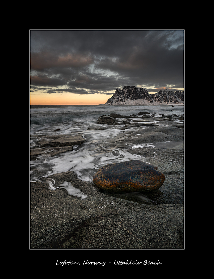 Lofoten, Norway - Uttakleiv Beach | ZEISS LOXIA 21MM F2.8 DISTAGON T* <br> Click image for more details, Click <b>X</b> on top right of image to close