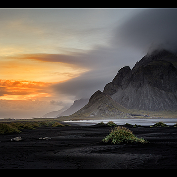 Stokksnes Iceland | ZEISS ZEISS SONNAR 35MM F2 <br> Click image for more details, Click <b>X</b> on top right of image to close