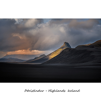 Þóristindur - Highlands Iceland | LENS MODEL NOT SET <br> Click image for more details, Click <b>X</b> on top right of image to close