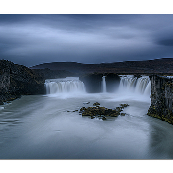 Godafoss-Waterfall Iceland | LENS MODEL NOT SET <br> Click image for more details, Click <b>X</b> on top right of image to close