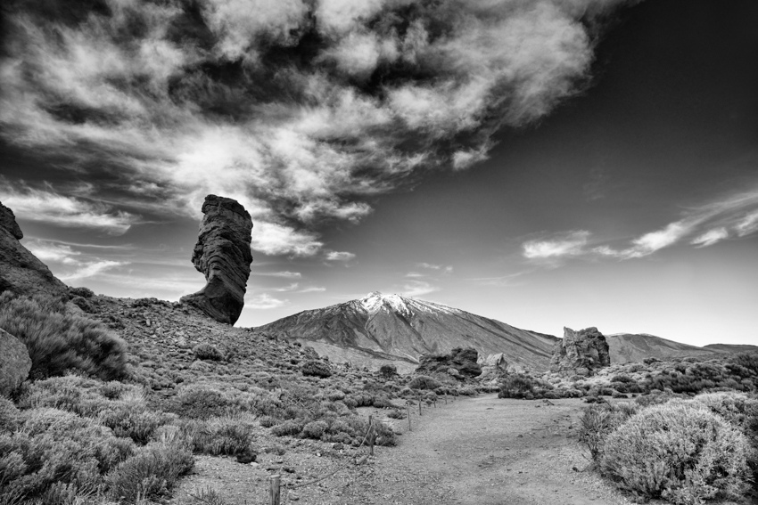 El Teide | ZEISS DISTAGON F3.5 18MM <br> Click image for more details, Click <b>X</b> on top right of image to close