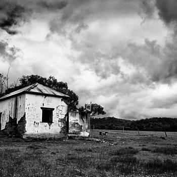 "Abandoned House near ""Toodyay"" Western Australia 