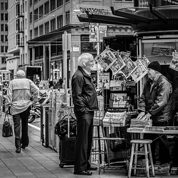 The Conversation | ZEISS ZA PLANAR 50MM F1.4 <br> Click image for more details, Click <b>X</b> on top right of image to close