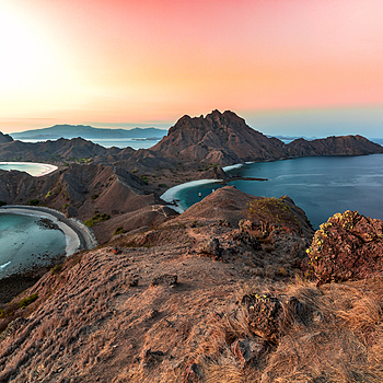 Padar Island | ZEISS DISTAGON F2.8 15MM <br> Click image for more details, Click <b>X</b> on top right of image to close