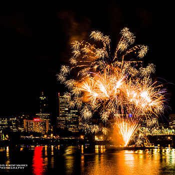 Oregon Symphony Waterfront Concert Fireworks | ZEISS DISTAGON F2 25MM