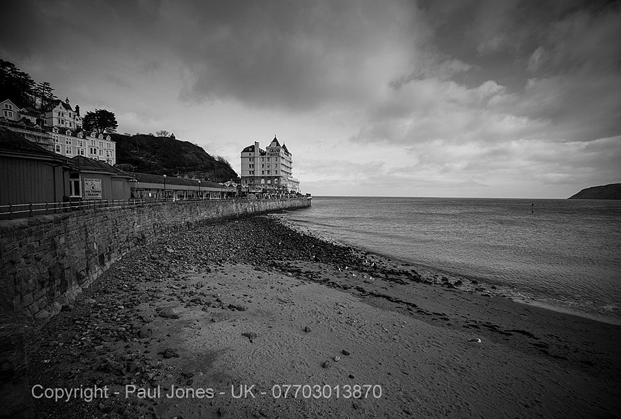 The Grand Hotel - Llandudno N. Wales | ZEISS ZM DISTAGON F2.8 15MM <br> Click image for more details, Click <b>X</b> on top right of image to close