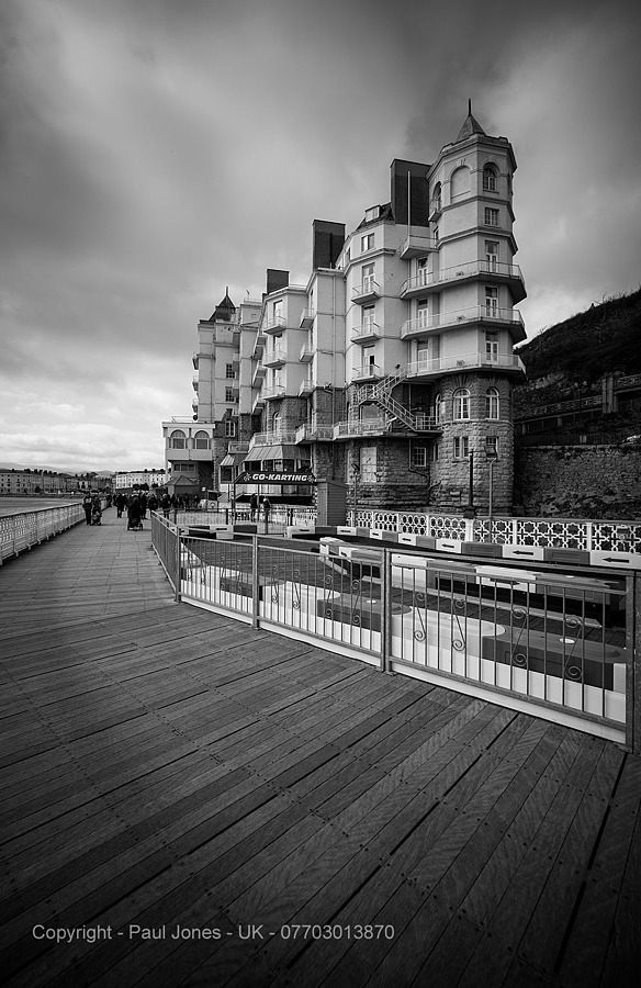 The Grand Hotel - Llandudno N Wales UK | ZEISS ZM DISTAGON F2.8 15MM <br> Click image for more details, Click <b>X</b> on top right of image to close