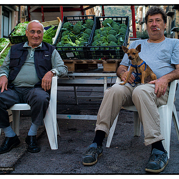 Sicily, on the street | ZEISS DISTAGON F2.0 35MM