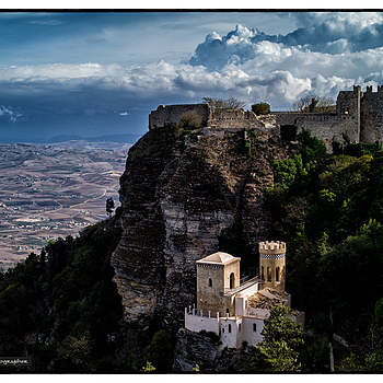 Erice, Sicily | ZEISS ZM BIOGON F2.0 35MM <br> Click image for more details, Click <b>X</b> on top right of image to close
