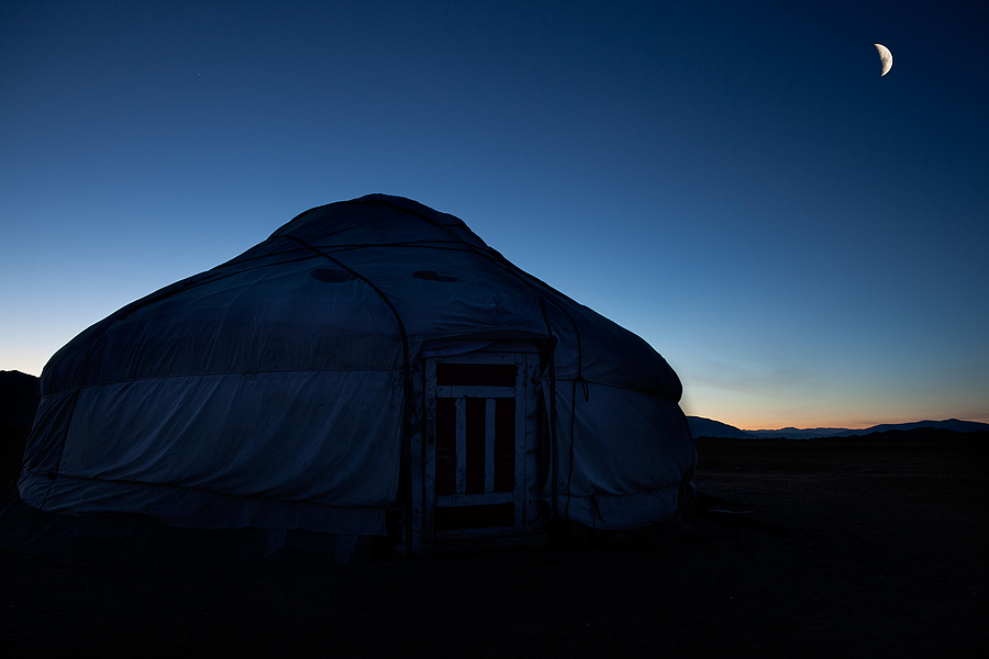 The Gerr is the portable home of the Kazakh Eagle Hunters | ZEISS DISTAGON F2 25MM <br> Click image for more details, Click <b>X</b> on top right of image to close